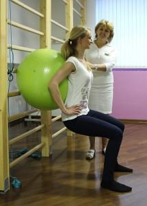 Individualne vaje fizioterapija