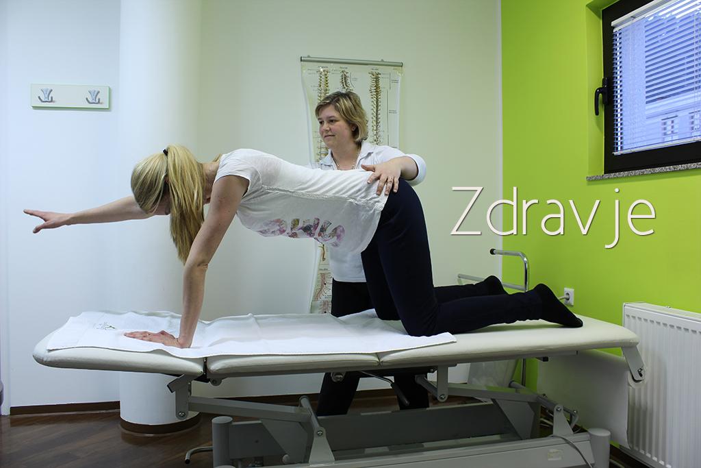 zasebna fizioterapija trček savšek